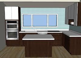 Sketchup Kitchen Design Adorable The House Milk Kitchen Project The Plan Design Milk