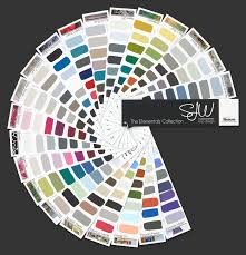 Resene Paint Chart The Elementals Collection By St James Whitting Coloured By