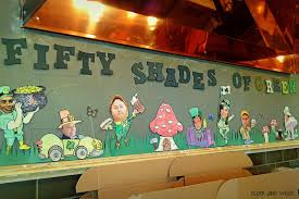 office holiday decorations. Set On Construction Paper Grass, It Was Our Own Potbelly Leprechaun Village. Office Holiday Decorations S