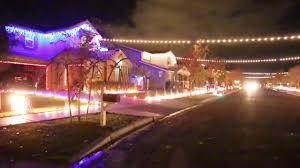 Christmas Lights Gilbert Az 2018 Gilbert Neighborhoods Light Display Wins Abcs The Great