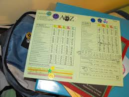 School Report Card Format Foundations Of Education And Instructional Assessment Grading Report