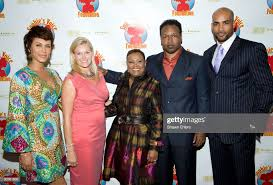 Nicole Ari Parker, Avis Matthews, Vicki Palmer and Actor Boris Kodjoe...  News Photo - Getty Images