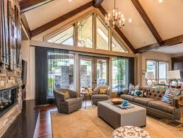 high ceiling chandelier lighting and decoration ideas excellent living room design with grey transpa curtain kitchen