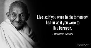 Ghandi Quote Delectable Top 48 Most Inspiring Mahatma Gandhi Quotes Of All Time