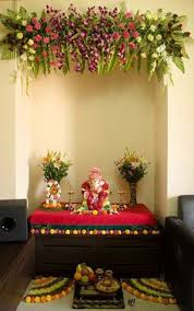 devotees welcome lord ganesh to their home during the festivals