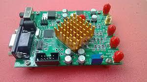 New 1HZ-100MHz <b>AD9854</b> DDS Function Signal Generator Module ...