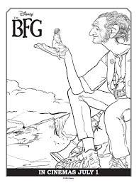 Small Picture BFG Roald Dahl Coloring Pages crafts Pinterest Activities