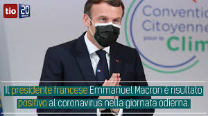Macron è positivo al coronavirus - Ticinonline