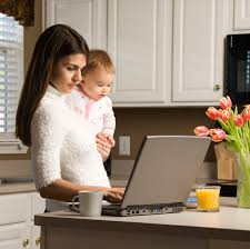 The New Era Of Work At Home Moms By Home Business Giants