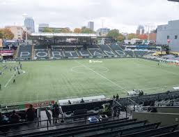 Volcanoes Stadium Seating Chart Providence Park Section 216 Seat Views Seatgeek