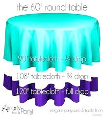 60 round vinyl tablecloth tablecloths with elastic inch table x regarding prepare