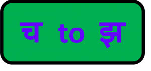 Marathi Alphabets With Pictures And English Pronunciation