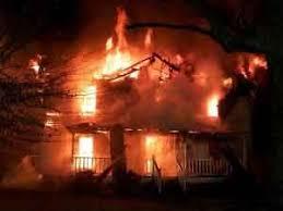 rêver de maison en feu signification et