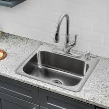Drop In Kitchen Sinks Youll Love Wayfair