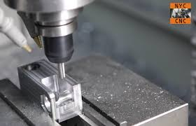 cnc metal works cnc machining steel bracket with tormach pcnc mill mfg home youtube