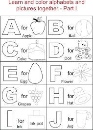 Abc Letters Coloring Pages Letters Coloring Es Printable Letter D