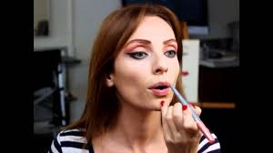 scarlett johansson s black widow makeup