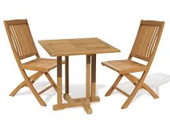 canfield square table with 2 bali chairs set