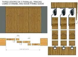 diy bypass barn door hardware. Bypass Sliding Barn Door Hardware Exterior . Diy A