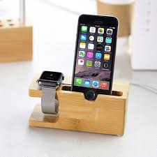 diy wood charging station unique line wooden charger for apple watch for iphone 8 6