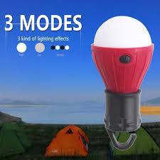Mini Portable Lantern Tent Light Led Bulb Emergency Lamp Waterproof