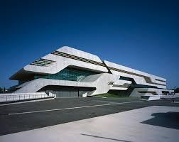 Zaha Hadid, Visionary Architect. - Groupe 77 ICIG