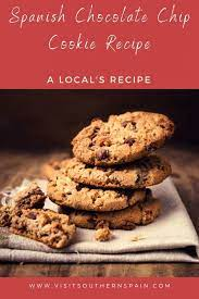 A switch from the usual chocolate chip cookie, these delights give 4 times the chocolate, and are 27 times better than that nestle tollhouse prepackaged stuff. Spanish Chocolate Chip Cookies Ultimate Recipe