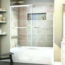 bathrooms ideas pictures bathroom with shiplap half wall designs india shower tub doors glass combo home