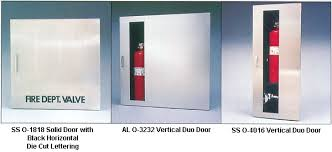occult fire hose and valve cabinets dimensions