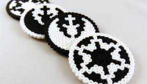 Star Wars Perler Bead Patterns Best 48 Easy Star Wars Perler Bead Patterns Krysanthe