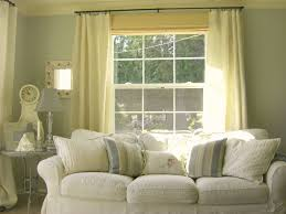 Curtains For Living Room Windows Pleasant Curtain Painting On
