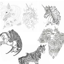 Coloring pages are fun for children of all ages and are a great educational tool that helps children develop fine motor skills, creativity and color recognition! 11 Free Printable Unicorn Coloring Pages For Adults Nerdy Mamma