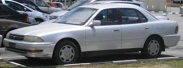1994 Toyota Camry Photos, Informations, Articles - BestCarMag.com