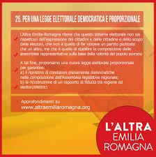PER UNA LEGGE ELETTORALE DEMOCRATICA E PROPORZIONALE - L ...
