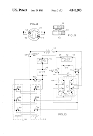 patent us4841203 electric trolling motor steering system Shakespeare Trolling Motor Wiring Diagram Shakespeare Trolling Motor Wiring Diagram #12 shakespeare trolling motor wiring diagram