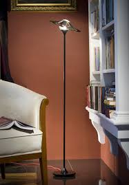 Floor Skew Copper Lamp designed by Intueri Light made in Hungary as part of  Lighting and