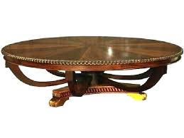 full size of large solid wood coffee tables round reclaimed table circle kitchen likable coffe magnificent