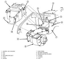 where is the blower motor located on a 2001 dodge ram van 3500 2000 Dodge Ram 2500 Blower Motor Wiring Diagram 2000 Dodge Ram 2500 Blower Motor Wiring Diagram #23 2004 Dodge Ram Wiring Diagram