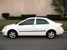 Toyota Corolla 2005 White wallpaper | 1024x768 | #25134