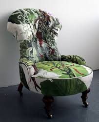 Material To Upholster Chairs 301 Best Patchwork Furniture Images On  Pinterest Chairs Funky
