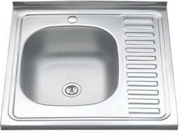 <b>Кухонная мойка Melana</b> MLN6060L Т.0,6мм 600*600мм лев ...