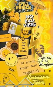 yellow aesthetic hd 2021