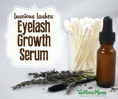 luscious lashes eyelash growth serum recipe