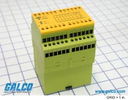 safety relays how and where safety relays work pilz contact expansion safety relay