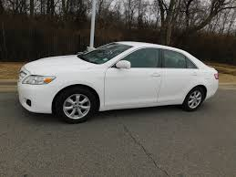 2011 Used Toyota Camry 4dr Sedan I4 Manual LE at Chevrolet of ...