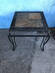 wrought iron side table. Wrought Iron Side Table