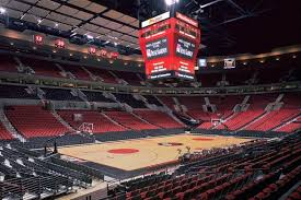 100s Of Games At The Rose Garden Arena In Portland Or In