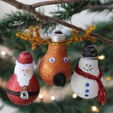 We've put together a festive craft that will have the entire family getting  creative to design original homemade Christmas ornaments.