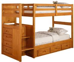 Ranch Stair Stepper Bunk Bed Bed Frames