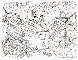 Difficult Coloring Pages Kids Home Design Ideas Home Design Ideas